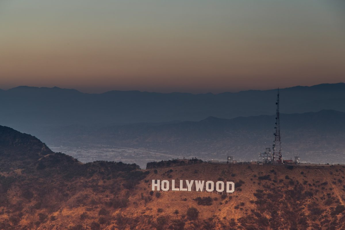 History of Spirits in Hollywood