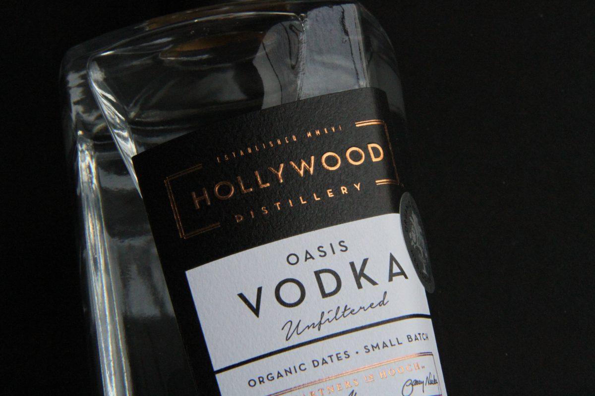 Oasis Vodka